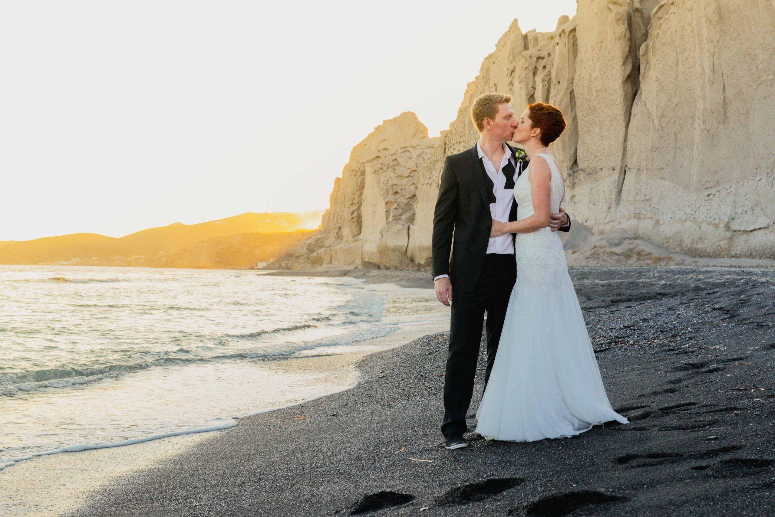 Γάμος Σαντορίνη | Βλιχάδα