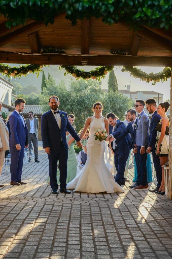 Γάμος Αθήνα Casa e Campo