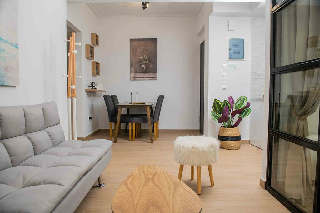 Φωτογράφιση κατοικίας για χρήση πλατφόρμας Airbnb
